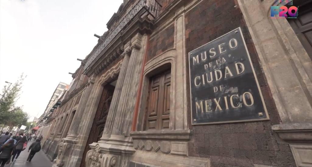 50 Mujeres, 50 Obras, 50 Años en el Museo de la Ciudad de México
