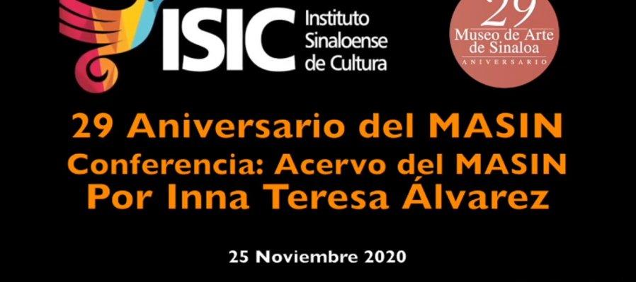 Acervo del Museo de Arte de Sinaloa. 29 Aniversario