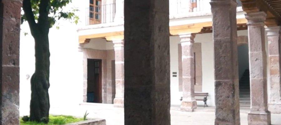 Paseo virtual por el Museo del Estado de Michoacán