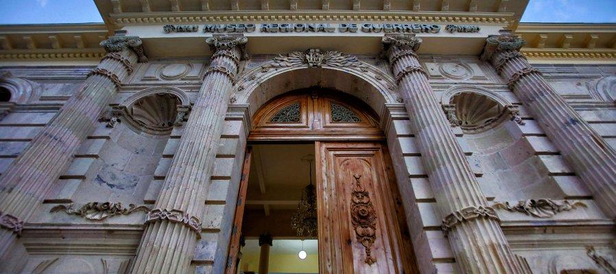 ¡Conoce el Museo Regional de Guerrero!