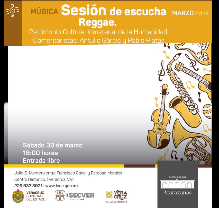 Sesión de escucha: Reggae