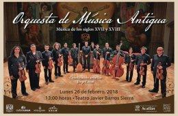 Orquesta de Música Antigua