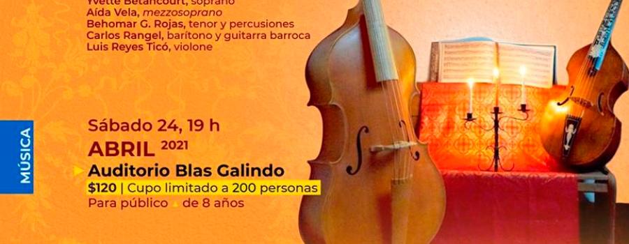 Música Barroca Latinoamericana