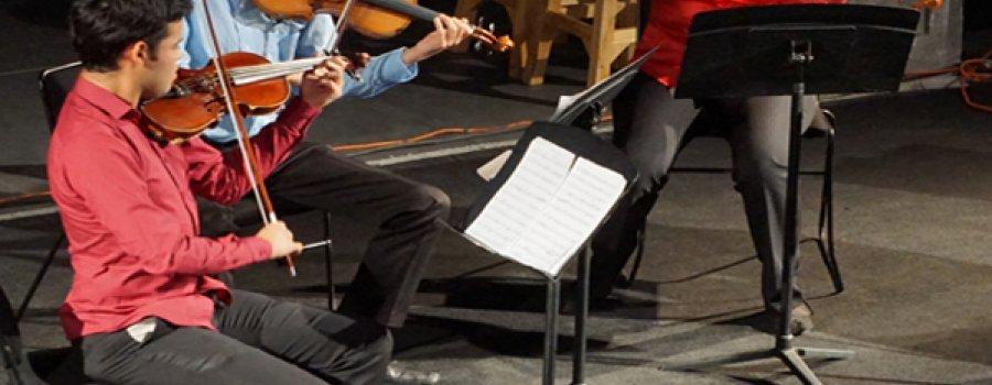 Chamber Music Recital   Carlos Chavez School Orchestra