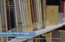 Música concreta, de Amparo Dávila