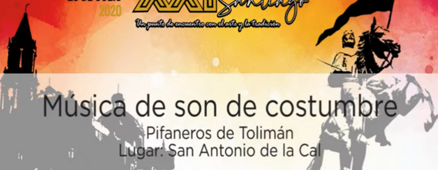 Música de son de costumbre Pifaneros de Tolimán