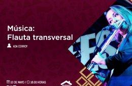 Música: flauta transversal