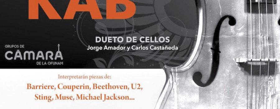 Kab Dueto de Cellos