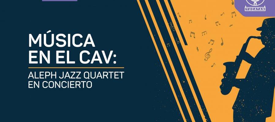 Aleph Jazz Quartet en concierto