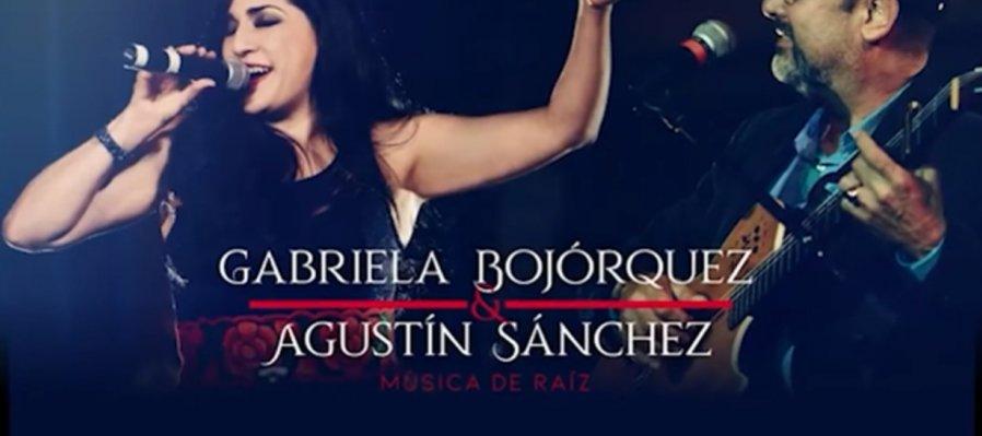 Concierto Gabriela Bojórquez y Agustín Sánchez