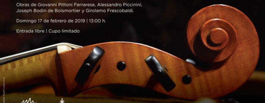 Academia de Música Antigua, UNAM