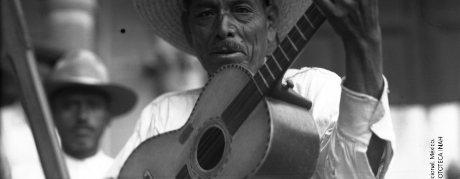 Los cantares del juglar mexicano. Centro Histórico, Ciudad de México