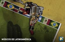 Músicos latinoamericanos