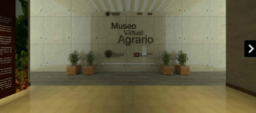 Museo Virtual Agrario de México