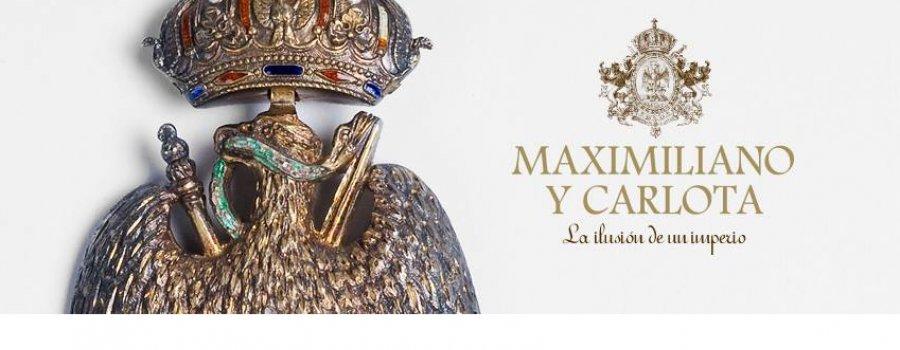 Maximiliano, Carlota y las antigüedades mexicanas