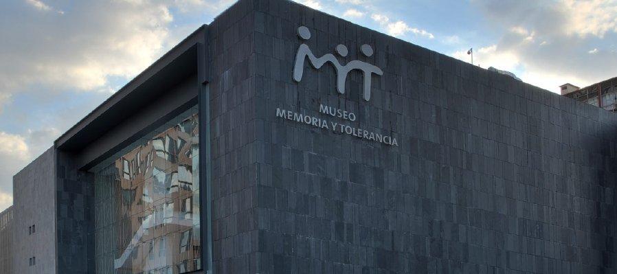 Conoce el Museo Memoria y Tolerancia con este recorrido virtual