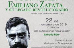 Nace un caudillo.  Emiliano Zapata y su legado revolucion...
