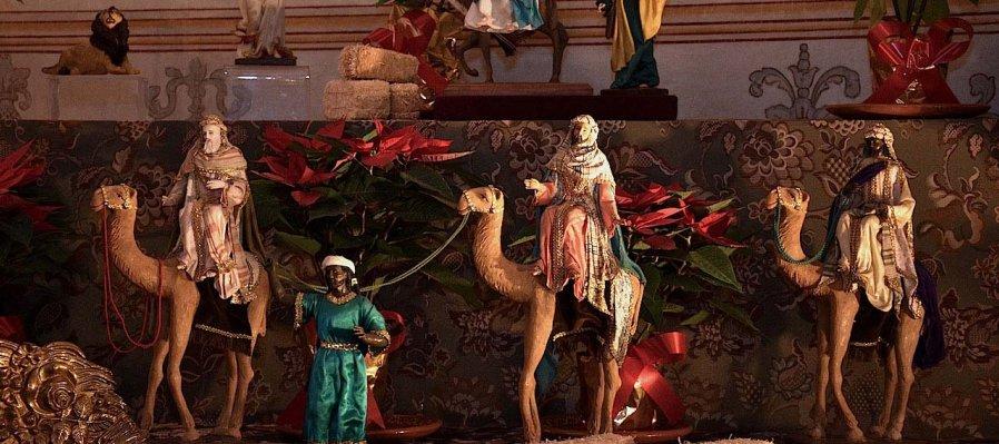 Visita el Nacimiento del Museo de El Carmen