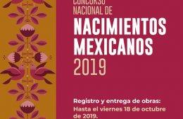XXIII Edición del Concurso Nacional de Nacimientos Mexic...