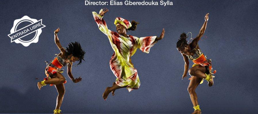 Danza, percusión y música del oeste africano. Nantamba