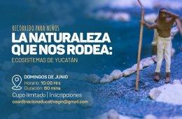 La naturaleza que nos rodea: Ecosistemas de Yucatán
