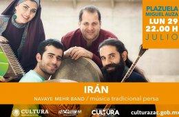 Navaye Mehr Band (Irán)