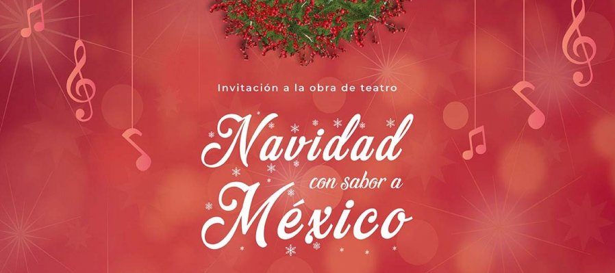 Navidad con sabor a México
