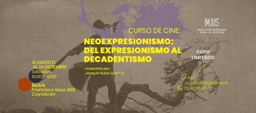 Neo Expressionism, from Expressionism to Decadentism