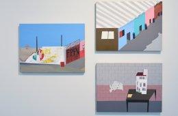 México: pintura reactiva