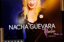 Nacha Guevara. Vuelvo