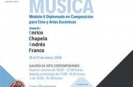 Diplomado en Composición para Cine y Artes Escénicas | ...