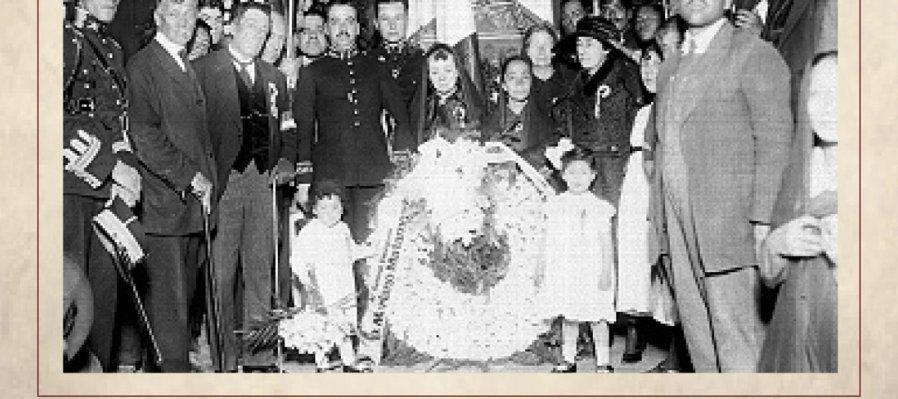 February 3, 1918: Commemoration of the Death Anniversary of Mariano Matamoros