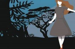 La niña del bosque