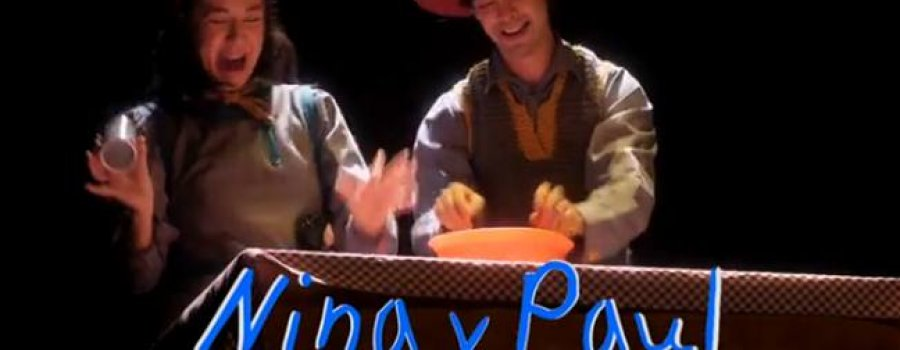 Nina y Paul
