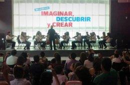 Orquesta de cuerdas infantil