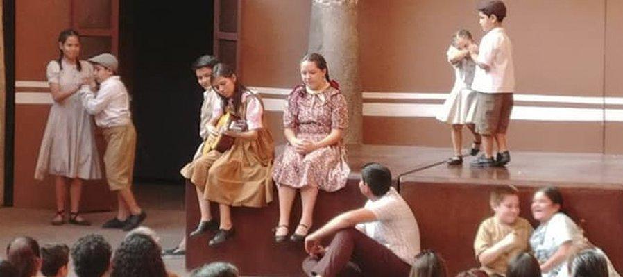 Los niños de Morelia