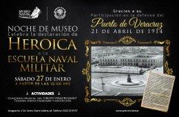 """Noche de Museo: Declaración de """"Heroica"""" a la ..."""