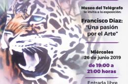 Francisco Díaz: Una pasión por el arte