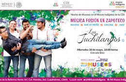 Música Fusión en Zapoteco
