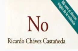 No, de Ricardo Chávez Castañeda