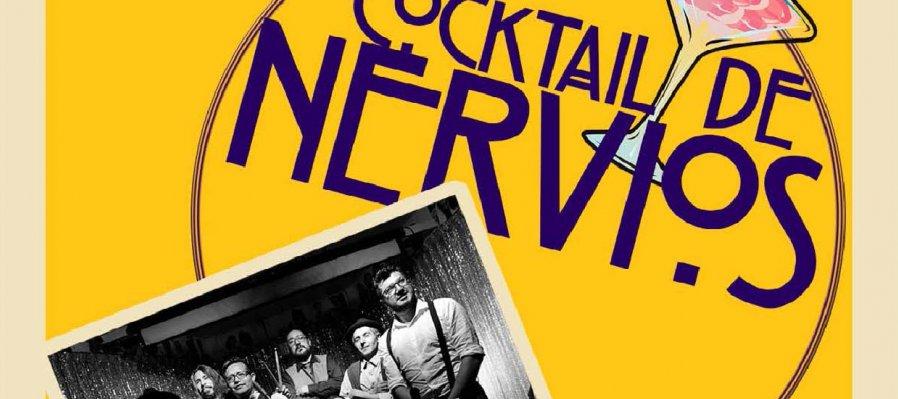 Concierto a cargo del grupo Cocktail de Nervios