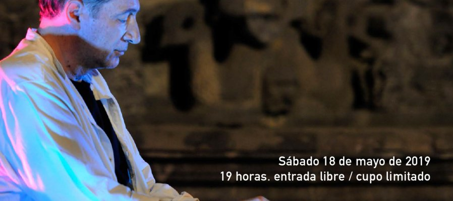 Jazz Concert, Rodrigo Mendoza