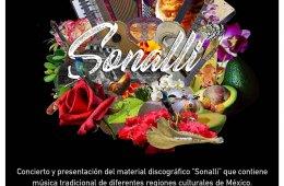 Concierto y presentación del disco del grupo Sonalli