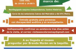 Museum Night for Persons with Hearing Disabilities