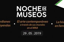 Tres visitas guiadas en el Museo Nacional de Antropologí...