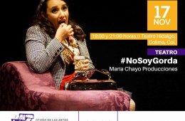#NoSoyGorda!