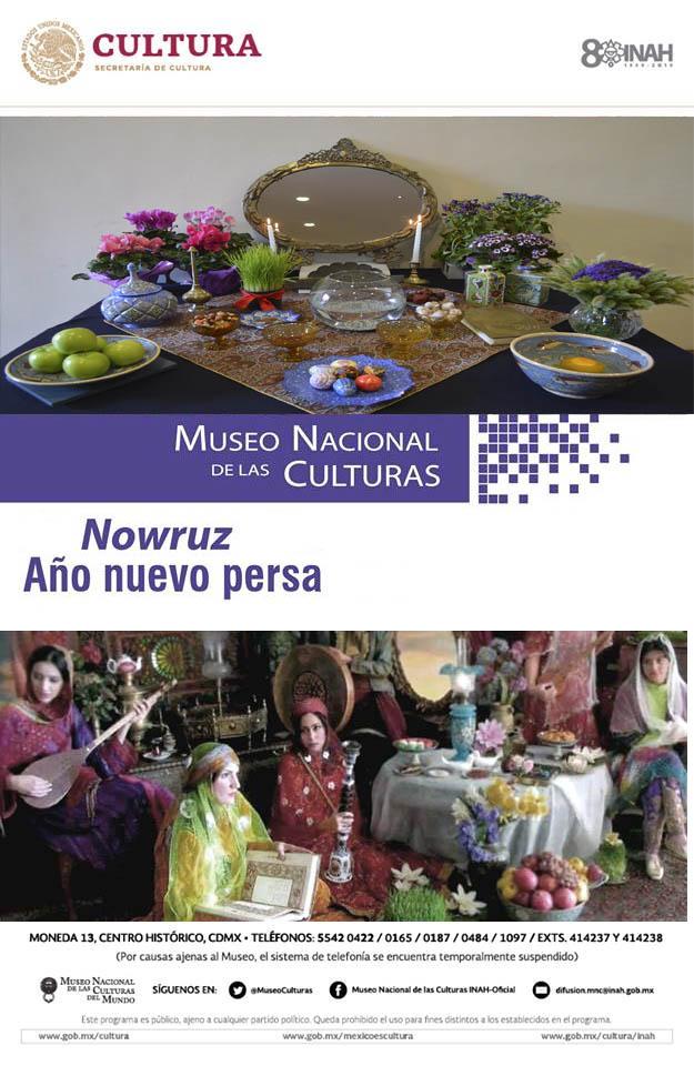 Nowruz, año nuevo persa