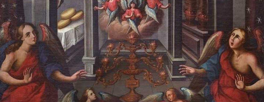 El antiguo testamento y el arte novohispano
