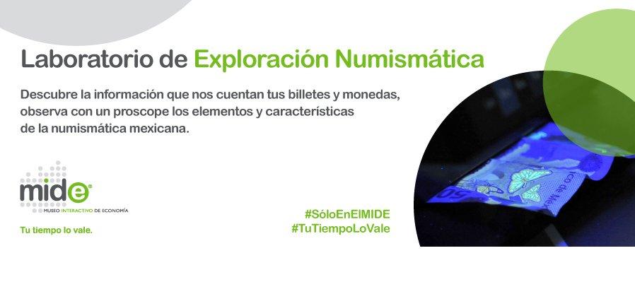 Numismatic Exploration Lab