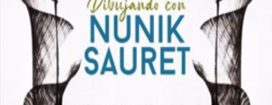 Dibujando con Nunik Sauret